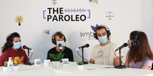 """Entrevista con Raquel, Noa e Oscar de """"Entropía"""""""